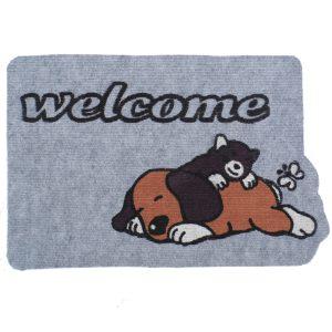 Dog lábtörlő 40x60 cm kutya,macska,pillangó