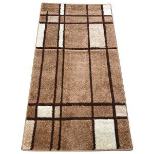 Modern szőnyeg 80x300 cm - Beige F952