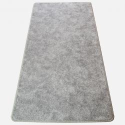 Szegett szőnyeg - Szürke egyszínű - teljes 2