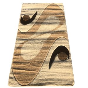 Modern szőnyeg 80x150 cm - Cream 2331