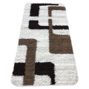 Shaggy szőnyeg 80x150 cm -Bone 909