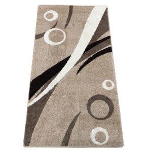 Modern szőnyeg 80x150 cm - Karamell 9842