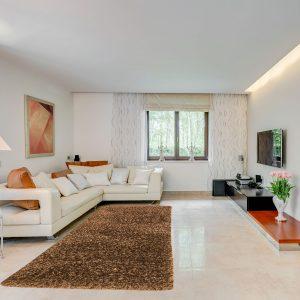 Exkluzív shaggy szőnyeg 120x170 cm - enteriör 063