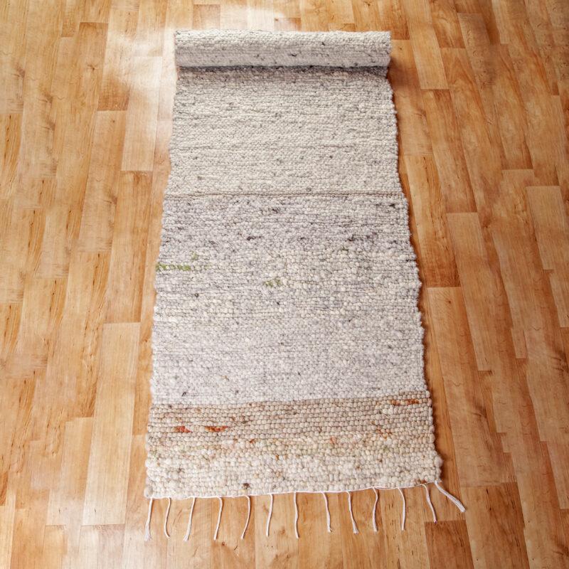 Gyapjú szőnyeg 70x200 cm - Cikksz. 9113