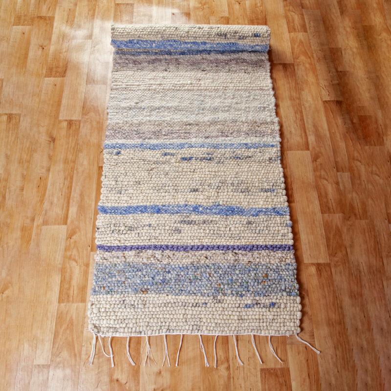 Gyapjú szőnyeg 70x200 cm - Cikksz. 9114