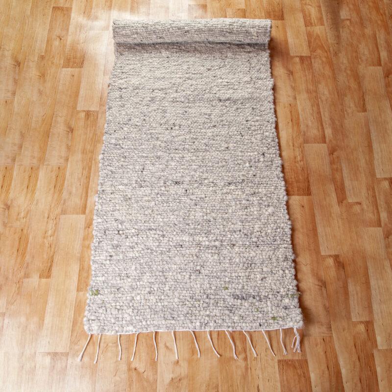 Gyapjú szőnyeg 70x200 cm - Cikksz. 9121