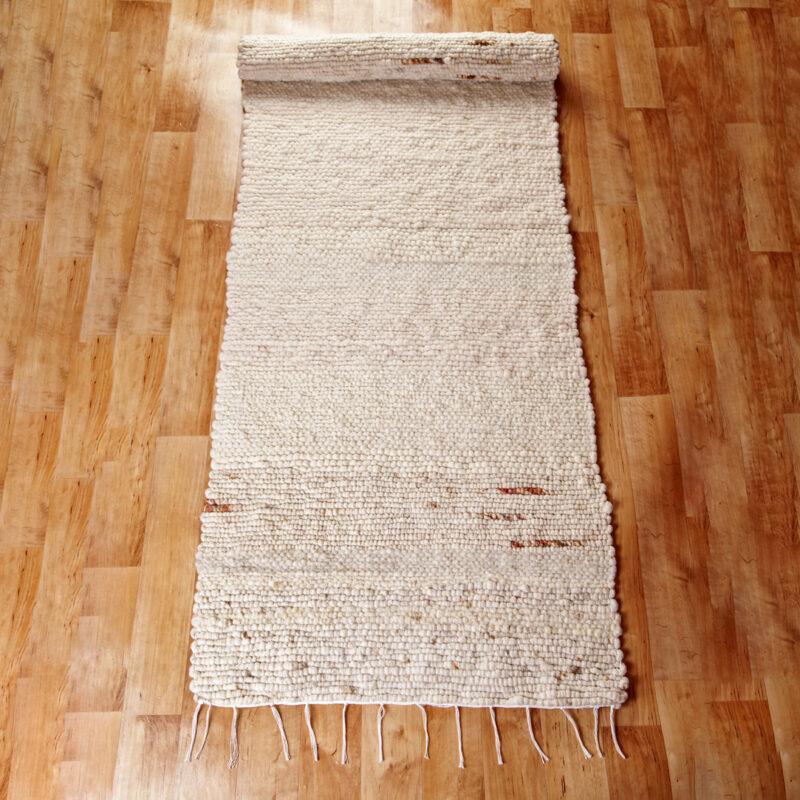 Gyapjú szőnyeg 70x200 cm - Cikksz. 9123