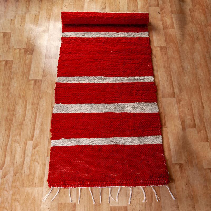 Gyapjú szőnyeg 70x200 cm - Cikksz. 9126