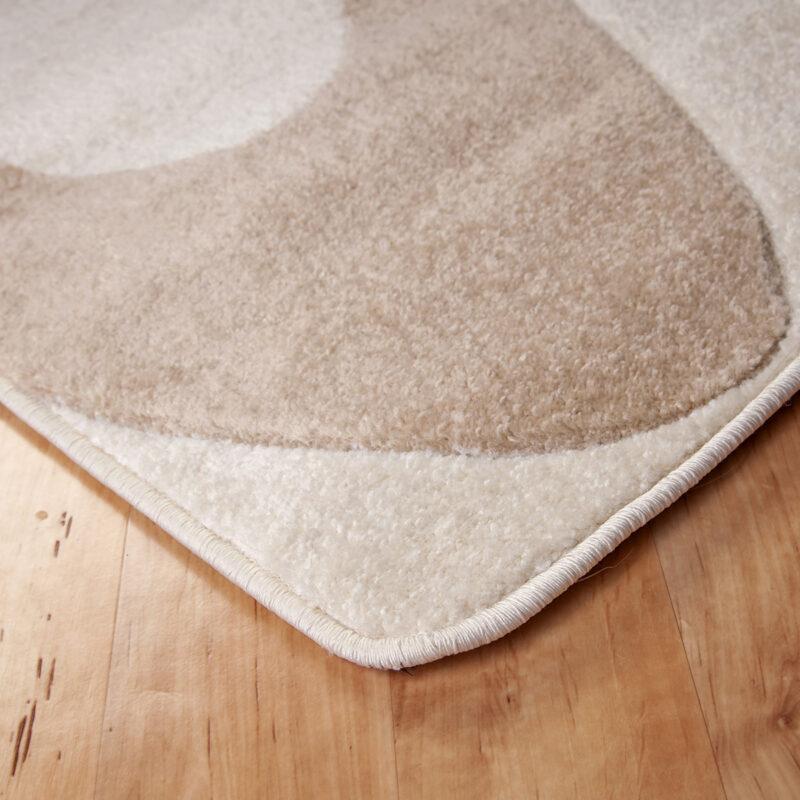 Modern szőnyeg - Cream 2331 - sarok