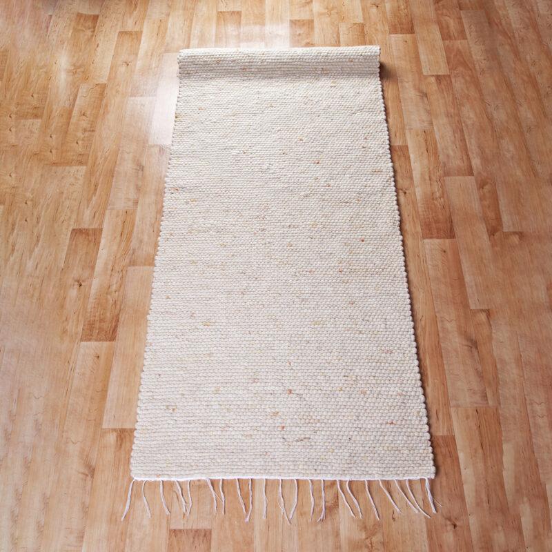 Gyapjú szőnyeg 70x200 cm Cikksz. 9135