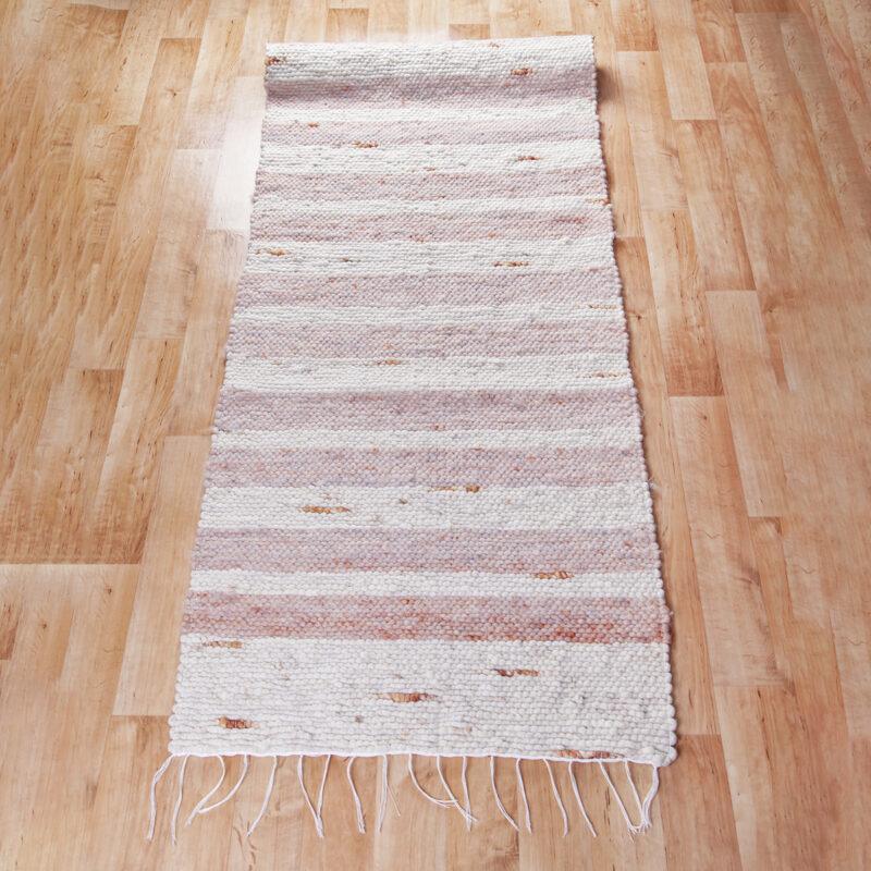 Gyapjú szőnyeg 70x200 cm Cikksz. 9141