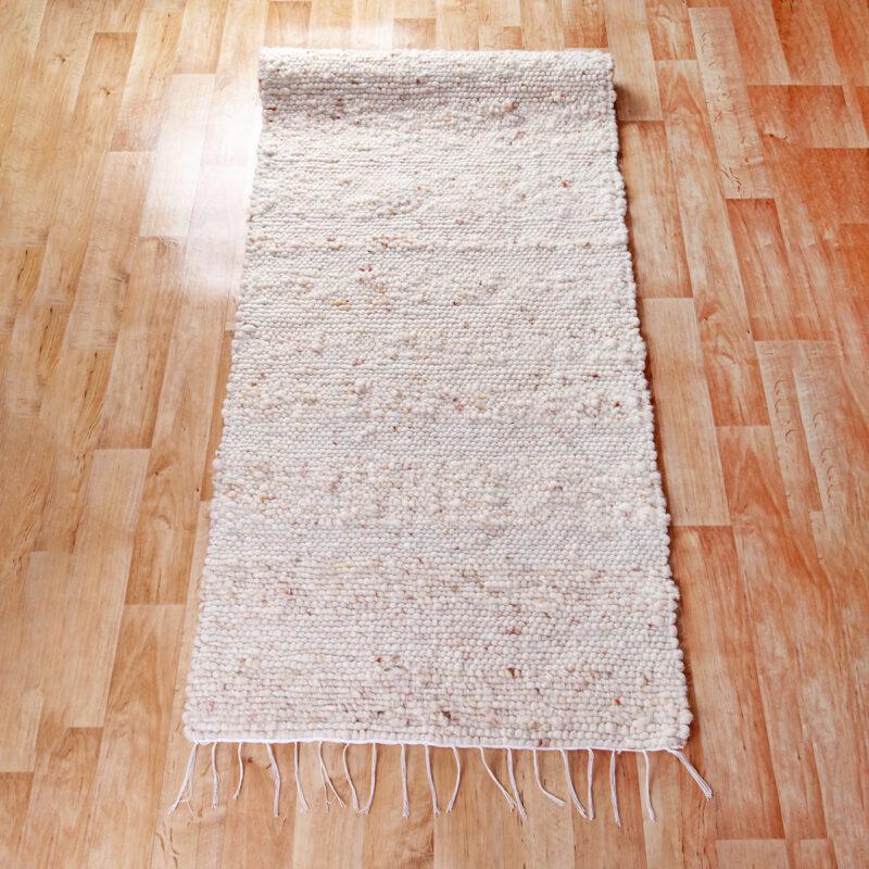 Gyapjú szőnyeg 70x200 cm Cikksz. 9142