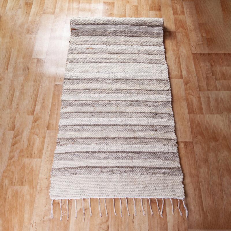 Gyapjú szőnyeg 70x200 cm Cikksz. 9144