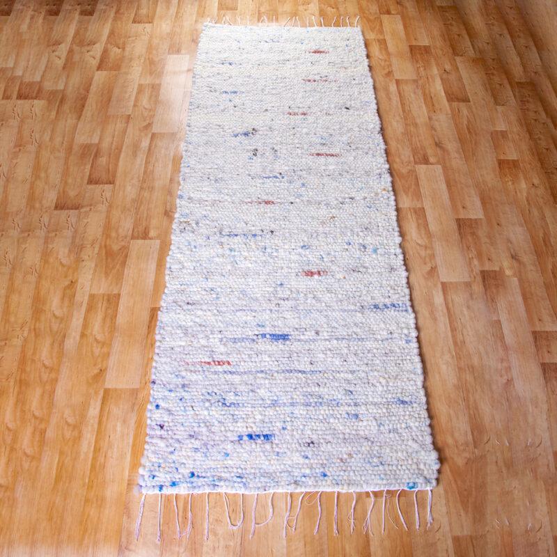 Gyapjú szőnyeg 70x200 cm Cikksz. 9147