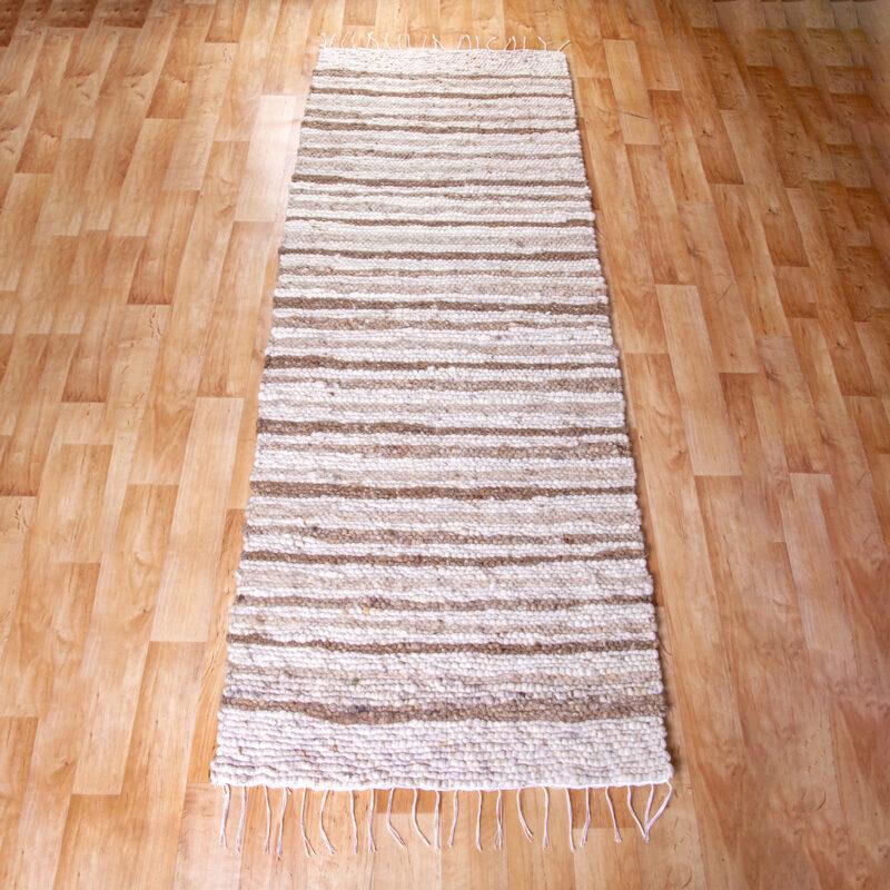 Gyapjú szőnyeg 70x200 cm Cikksz. 9148
