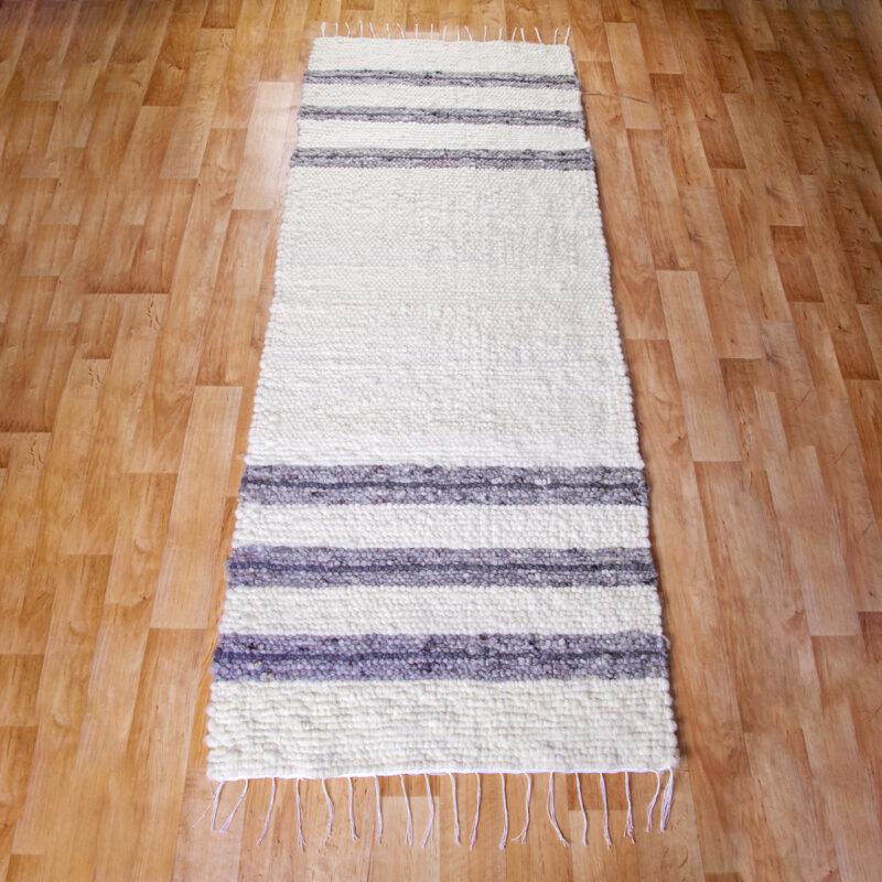 Gyapjú szőnyeg 70x200 cm Cikksz. 9149