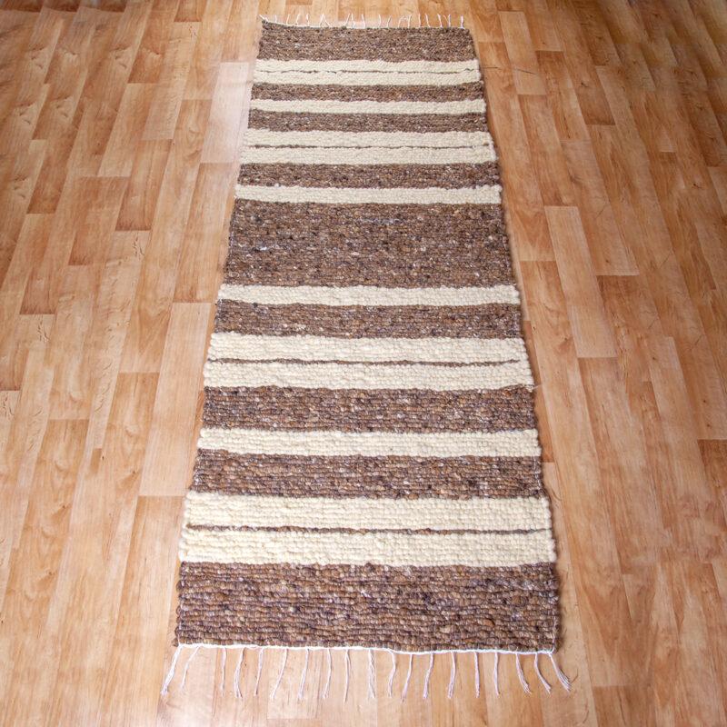 Gyapjú szőnyeg 70x200 cm Cikksz. 9150