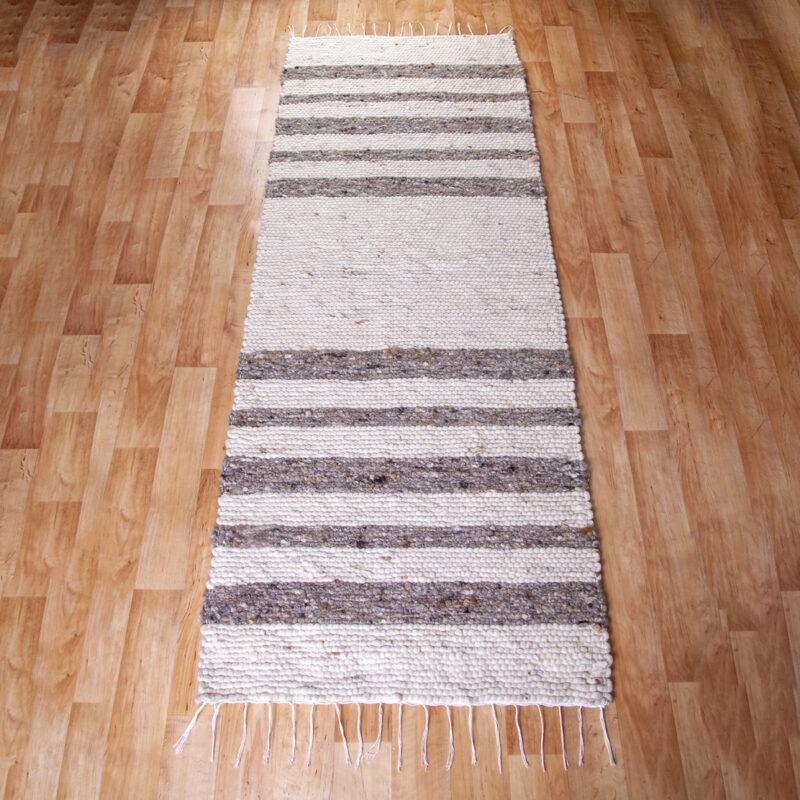Gyapjú szőnyeg 70x200 cm Cikksz. 9151