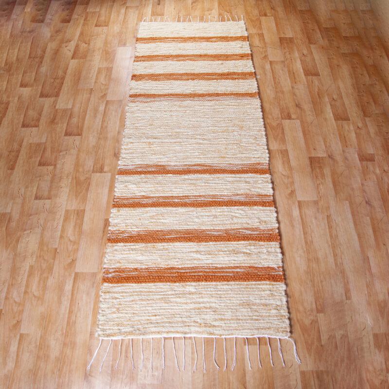 Gyapjú szőnyeg 70x200 cm Cikksz. 9152