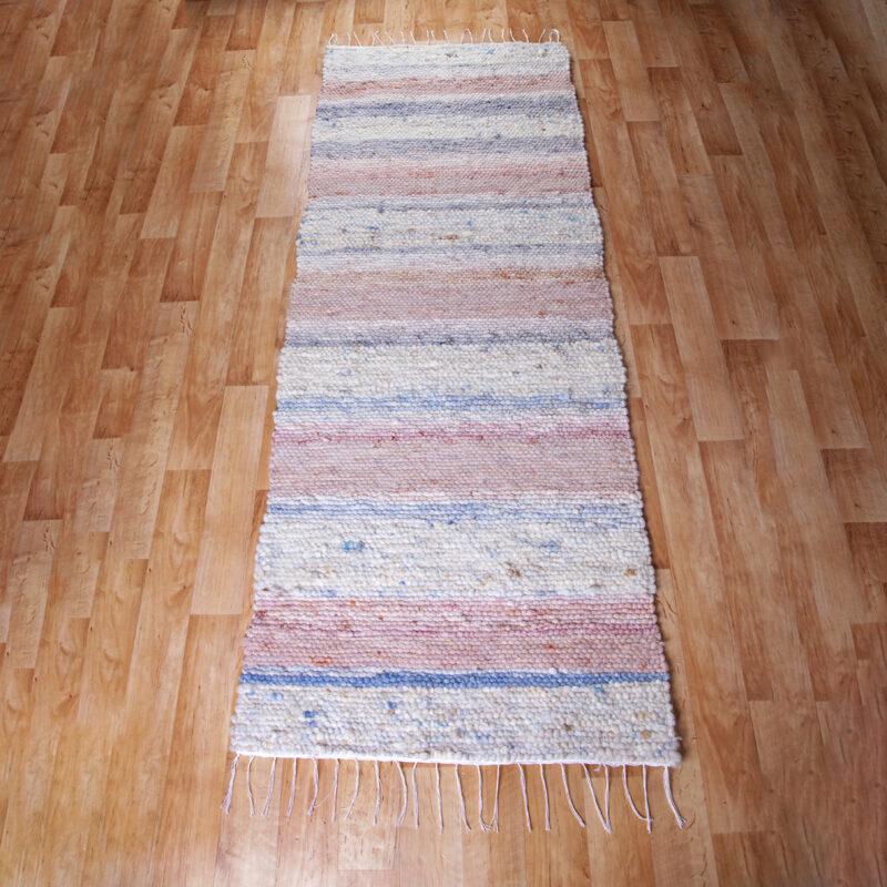 Gyapjú szőnyeg 70x200 cm Cikksz. 9153