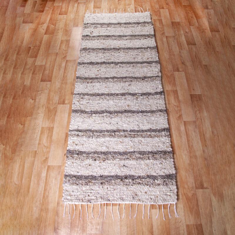 Gyapjú szőnyeg 70x200 cm Cikksz. 9154