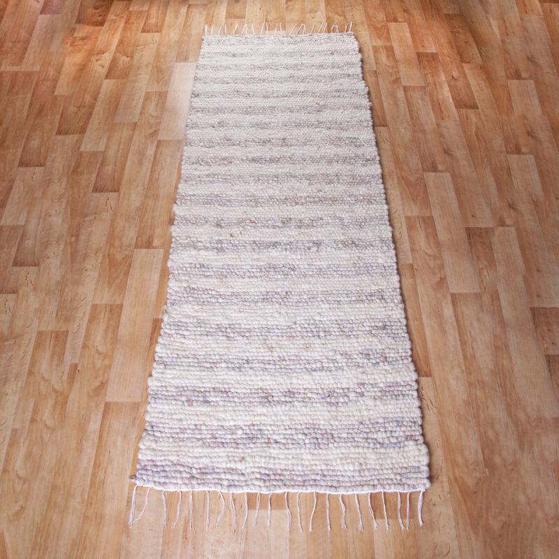 Gyapjú szőnyeg 70x200 cm Cikksz. 9155