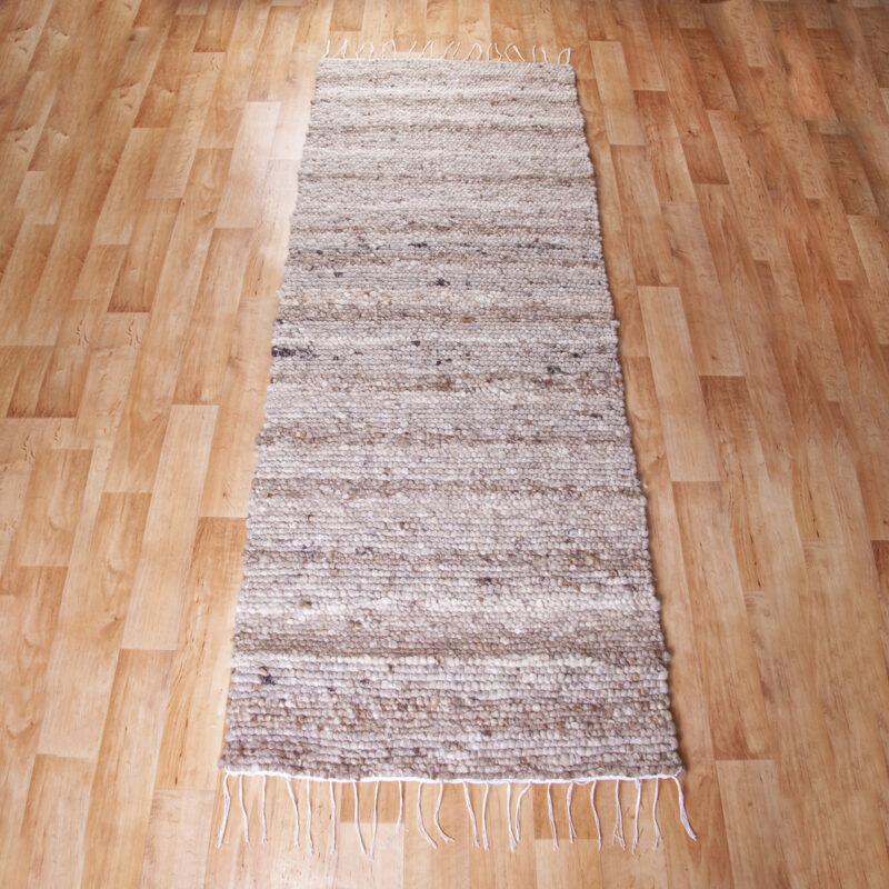 Gyapjú szőnyeg 70x200 cm Cikksz. 9157